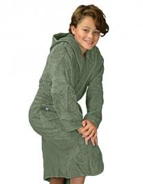 Boyzz & Girlzz® Hooded Bathrobe